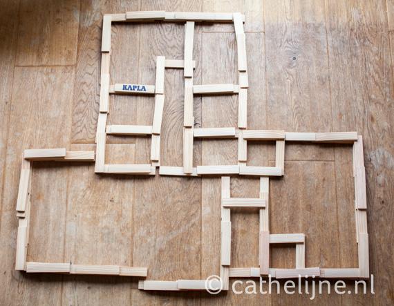 Wist je dat kapla bedacht is door iemand die zijn eigen huis aan het ontwerpen was en plankjes daarvoor nodig had?