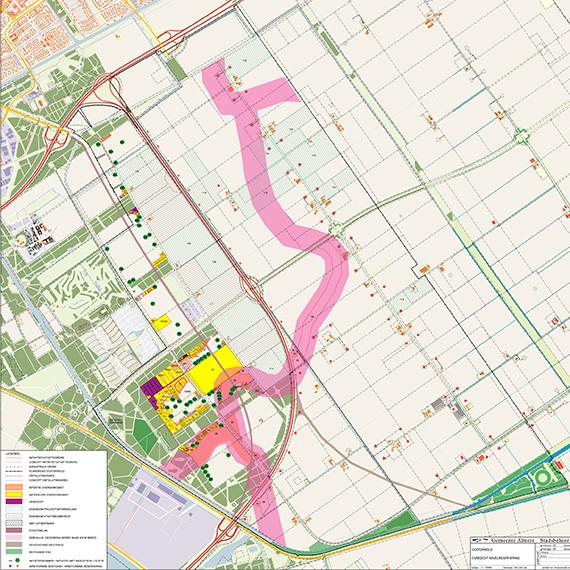 Oosterwold-overzicht-Plot overzichtskaart